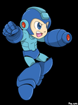 Blue Bomber Special by MoeAlmighty