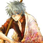 Gintoki by Zoo-chan