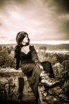On the tower by AcaciaArtist