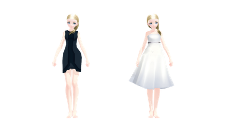 [MMD X Detroit:Become Human] Chloes [DL] by YumikoHart