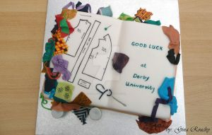 Good Luck Cake by ginas-cakes