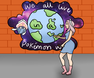 PTS- We all Live in a pokemon worldd by Supertato