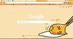 Gudetama Chrome Theme by n00b-toshi