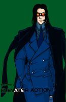 Alucard Suit Blue by fradiavalo