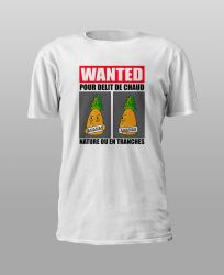 Wanted Ananas by Dieunis
