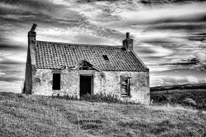 The Old Farm House by rickuk73