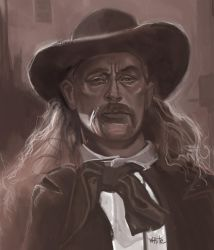 Wild Bill  DeadWood by DeanWhite