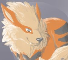 I love Arcanine by satme97