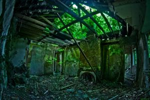 My living room by alexiuss