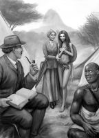 Missionary Camp by dashinvaine