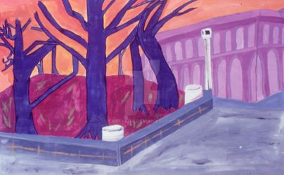 Fauvist HBHS by LaStrega