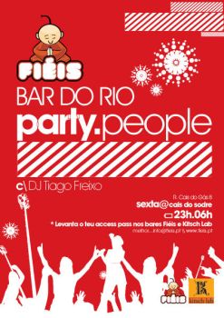flyer sexta party people V1 by Incubas