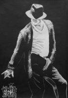 MJ: Billie Jean by MaryKwizness