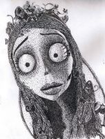 Corpse Bride in Dots by C89 by CorpseBrideFans