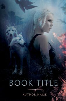 The Wolf Queen - premade cover by WalkyrieC