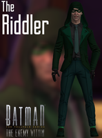 The Riddler -  BM:TEW - XPS by xZombieAlix