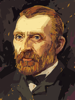 Vincent Van Gogh by Unilt
