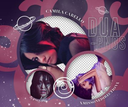 PACK PNG 338 // CAMILA CABELLO by DUA-PNGS