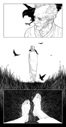 TW: Ravens by coupleofkooks