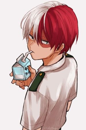 Todoroki x Reader - Ice Ice Baby by shaynalanibaker on DeviantArt