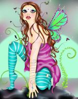 Butterfly Princess by concettasdesigns
