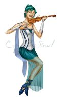 Victorian Sailor Neptune by sirael