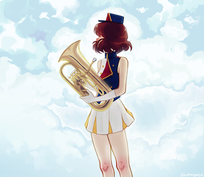 My Euphonium by creamuu