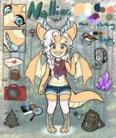 Nellie Ref by MonsterMeds