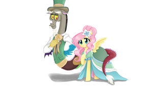 Fluttercord Galloping Gala by Morgwaine