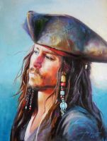 jack sparrow by pankovroma