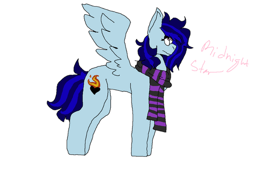 its the pegasus lesbian by GalaxyCider