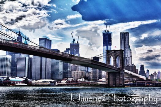 Brooklyn Bridge by JJLouis
