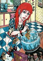 Nuu My fishes by yellowpin