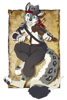commission for odin by CrowFangs