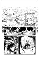 Mountain in the sky - Page 1 - Ink by DrManhattan-VA