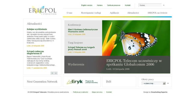 Ericpol Telecom by iloveflyer