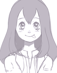 Froppy Commission by EmmersDrawberry