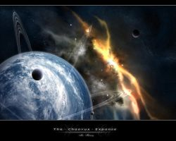 The Chaovux Expanse W. Edition by Mr-Frenzy