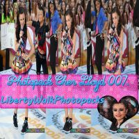 Photopack Cher Lloyd 007. by PaoBelieberBabe