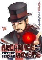 TGS Podcast fanart - TotalBiscuit by MonoriRogue