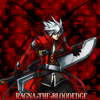 Ragna the Bloodedge avatar by TheHadouKid