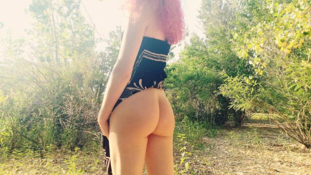 Nature Booty  by gutr0t