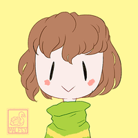 (GIF) Chara Animation test by Pepperoonie