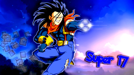 Super 17 Sign Gfx by Drawans678