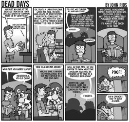 The Movie Going Experience by deaddays