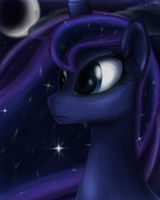 Luna by Angerelic