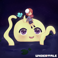 Undertale by CokeLollies
