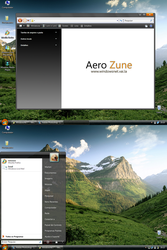 Aero Zune by WindowsNET