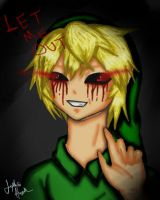 Ben Drowned: Let Me Out by AnimeMangaArtist0101