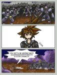 1000 Heartless Challenge by NsomniacArtist